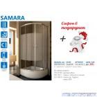Душевая кабина в наборе Aquaform Samara (90x90)