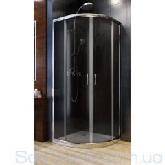 Душевая кабина Aquaform Nigra (80x80x185) графит