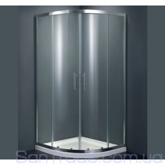 Душевая кабина Dusel A-511 (100x100x190) прозрачное стекло