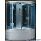 Гидромассажный бокс EcoStyle 8610B (150х150х215)
