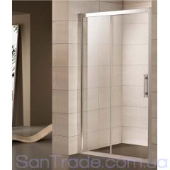 Душевые двери Gronix GSL1-145 (145x190)