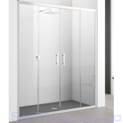Душевые двери Gronix GSL2-130 (130x190)