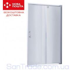 Душевые двери Lidz Zicie SD (120x185) прозрачное