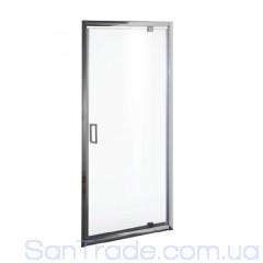 Душевые двери Liveno Bravo (90x190) DU-BRAVO-90-T