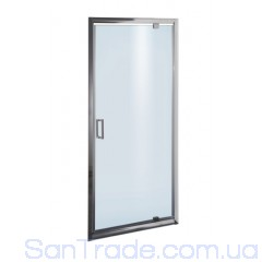 Душевые двери Liveno Bravo (90x190) DU-BRAVO-90-G