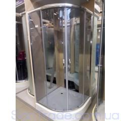 Душевая кабина Liveno Kama 1590 G (90x90x195) с поддоном