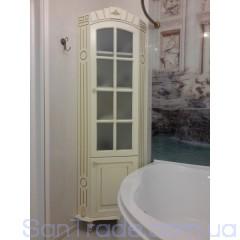 Пенал для ванной Александрия на заказ