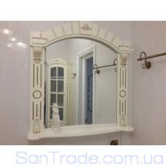 Зеркало для ванной Александрия на заказ