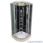 Гидромассажный бокс Veronis BN-5 (100x100x220) черный