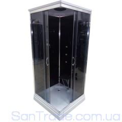 Гидромассажный бокс Atlantis S90P-T (GR) (90x90x215)