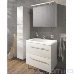 Комплект мебели для ванной Буль-Буль Goa 80