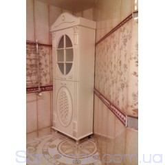 Пенал для ванной Наролеон на заказ