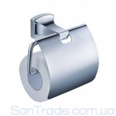 Держатель для туалетной бумаги Kraus KEA-13326 хром
