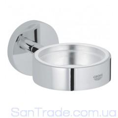 Держатель Grohe Essentials 40369001 для стакана/мыльницы