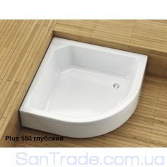 Поддон душевой Aquaform PLUS 550 глубокий (80x80)