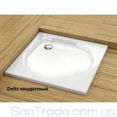 Поддон душевой Aquaform Delta квадратный мелкий (80x80)