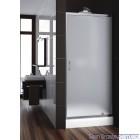 Душевые двери Aquaform Nigra (80x185) сатинато