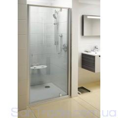 Душевые двери Ravak Pivot PDOP1 90 white/transparent