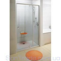 Душевые двери Ravak Pivot PDOP2 100 white/transparent