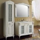 Комплект мебели Атолл Александрия 100 Ivory  фасад классика, камень