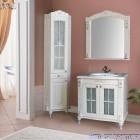 Комплект мебели Атолл Александрия 85 Ivory камень