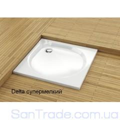 Поддон душевой Aquaform Delta супермелкий (100x100) квадратний