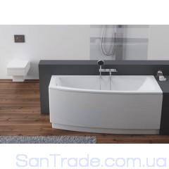 Ванна акриловая асимметричная Aquaform Arcline (150x70) правая