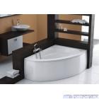 Ванна акриловая асимметричная Aquaform Cordoba (135,5x95) правая