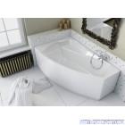 Ванна акриловая асимметричная Aquaform Senso (160x105) левая