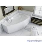 Ванна акриловая асимметричная Aquaform Senso (160x105) правая