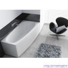 Ванна акриловая асимметричная Aquaform Simi (150x80) правая