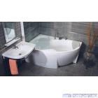 Ванна акриловая ассиметричная RAVAK Rosa II (150x105)