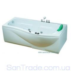 Ванна гидромассажная CRW CW-1700-2R (170x88x57)