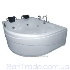 Ванна гидромассажная CRW ZI-24L (178x130x67)