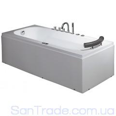 Ванна гидромассажная Grandehome WB220C-R (170x75x56)