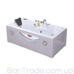 Ванна гидромассажная Iris TLP-633-G (168x85x66)
