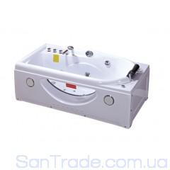 Ванна гидромассажная Iris TLP-634-G (168x85x66)