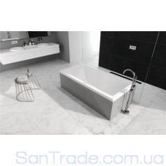 Ванна акриловая прямоугольная Radaway Mirella (150x70)