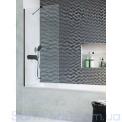Шторка на ванну Radaway Modo New Black PNJ (100x150)