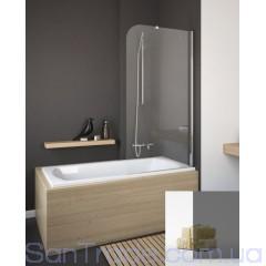 Шторка для ванной Radaway Torrenta PNJ 80 стекло графит правая