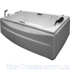 Аэромассажная ванна KO&PO 307 Spa (175x87x65)