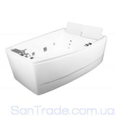 Ванна гидромассажная Volle 12-88-100/R (170x120x63) правая