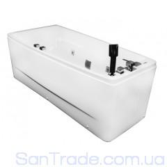 Ванна гидромассажная Volle 12-88-102/L (170x75x63) левая