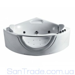 Ванна гидромассажная Volle 12-88-103 (150x150x63) с аэромассажем