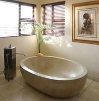 ванна з литого мармуру